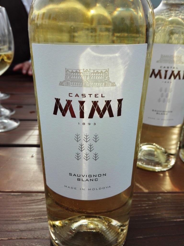 Moldova wines - Mimi Sauv Blanc
