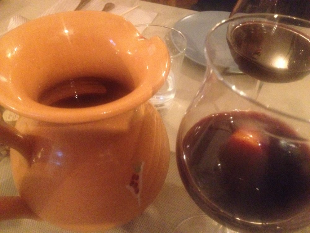 Osteria Divino - vino e percoca