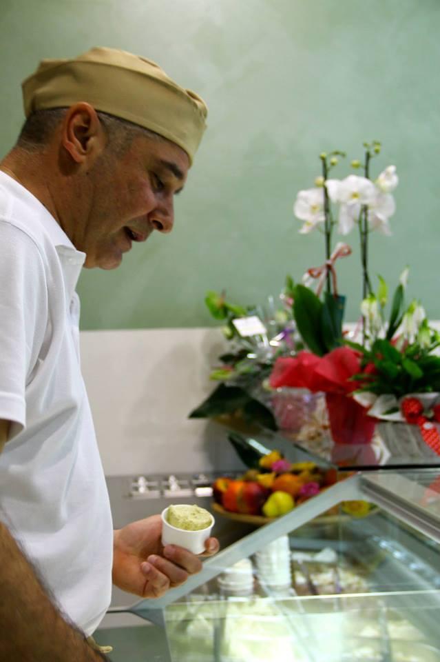 Paolo Danesi - il gelataio