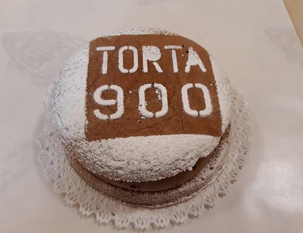 Pasticceria Balla - La Torta 900