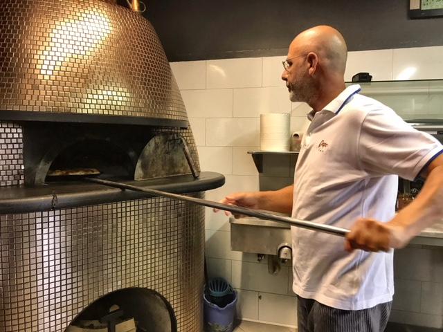 Pepe in Grani - Franco Pepe al forno