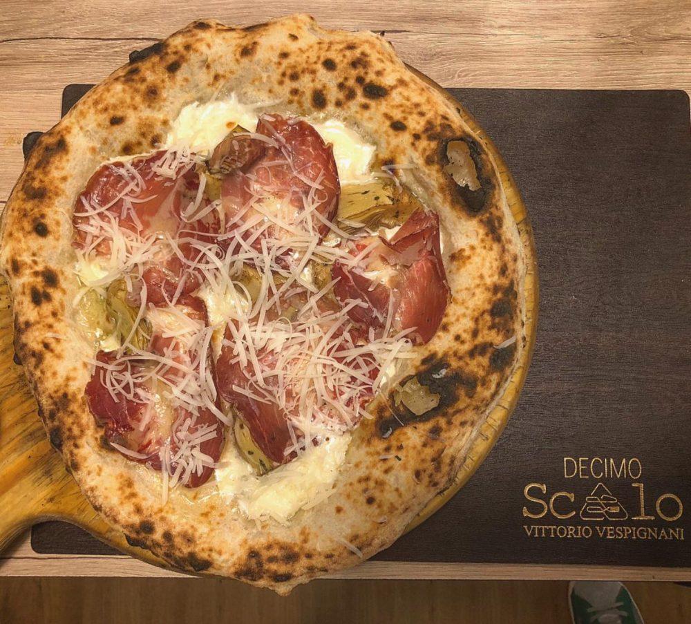 Pizzeria Decimo Scalo - Pizza Non la fai Franca