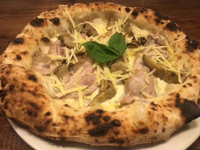Pizzeria Giacomo Garau - Pizza Palermitana