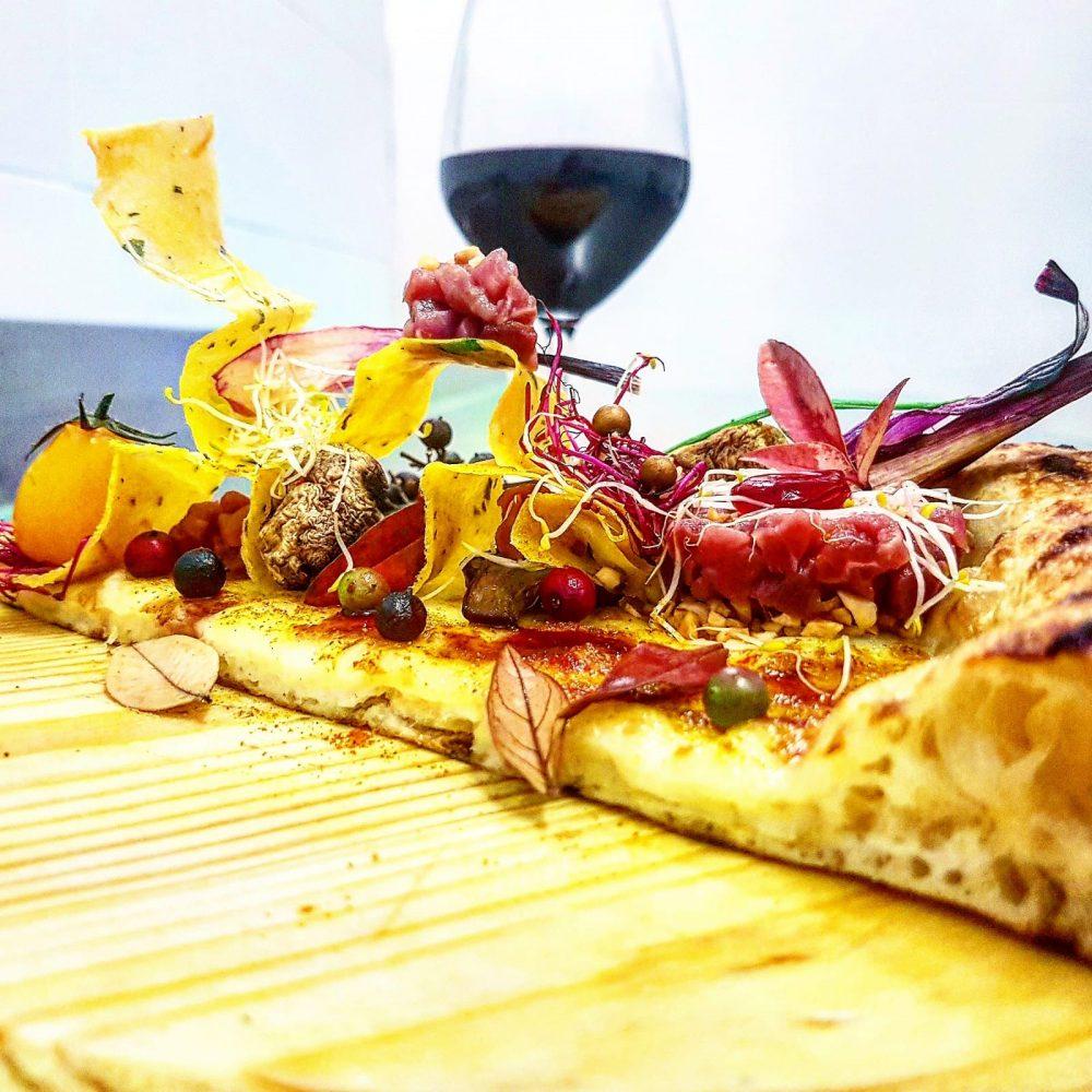 Pizzeria La Loggetta - Pizza Vento D'Autunno