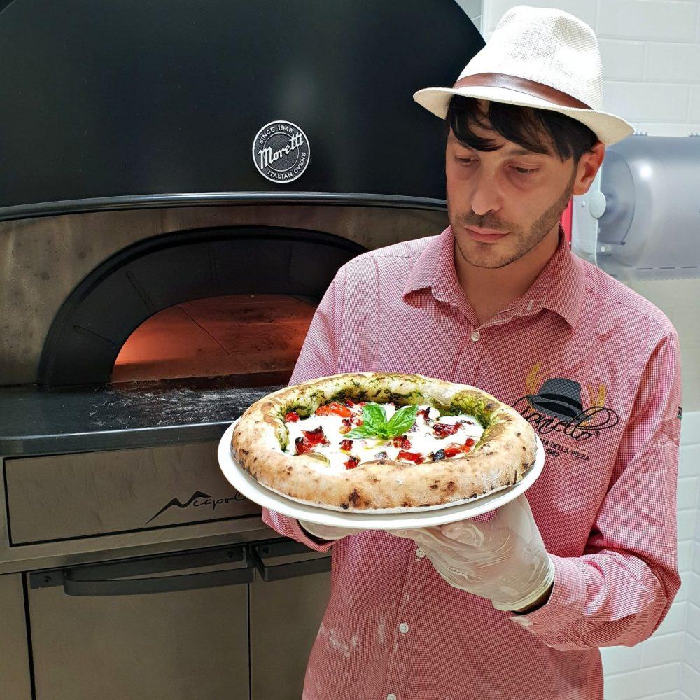 Pizzeria Salvatore Lionello - Pizza La Rosina
