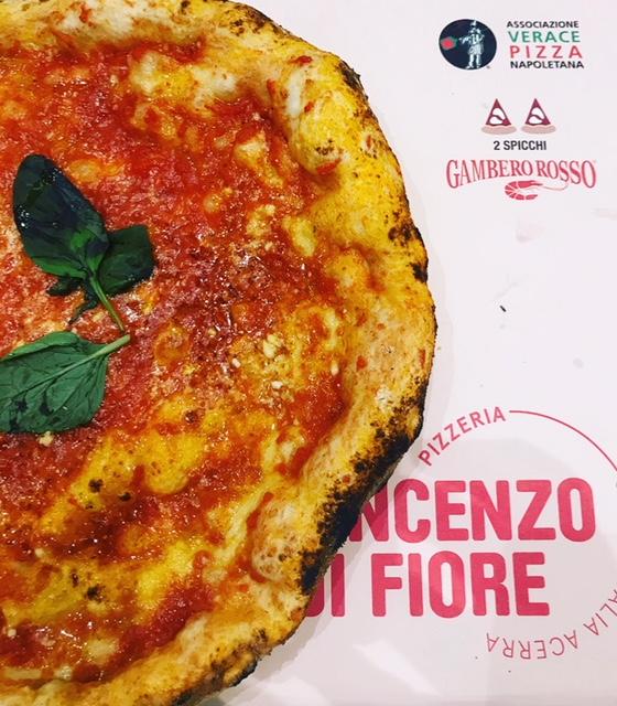 Pizzeria Vincenzo Di Fiore - Pizza Cosacca
