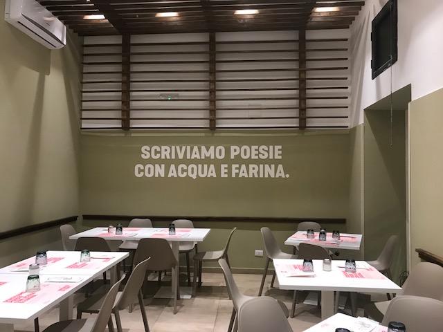 Pizzeria Vincenzo Di Fiore - sala