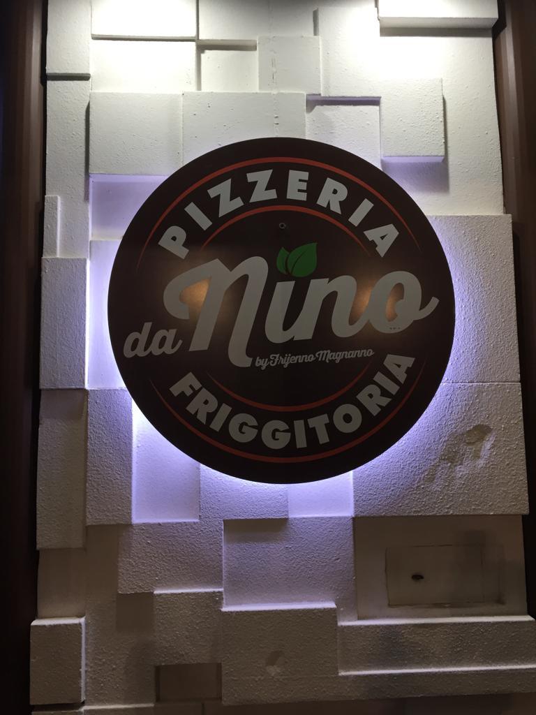 Pizzeria da Nino Pannella - Insegna esterna