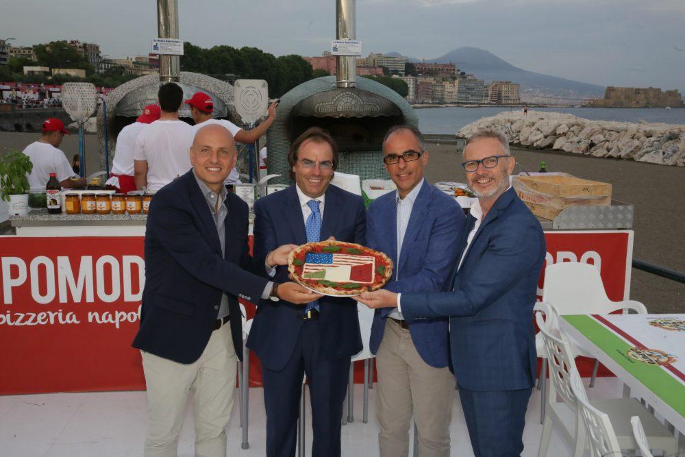 Napoli, 6 Giugno 2018 - Pizza village. Roberta Basile