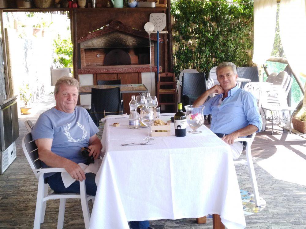 Ristorante Melchio' Rosario Di Giacomo ed Andrea Ferraioli