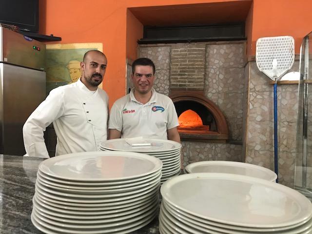 Ristorante Pizzeria Bronzetti - Luciano Fois e Mario Cau