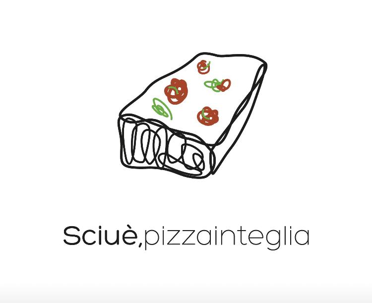 Sciue' Pizzainteglia - Logo