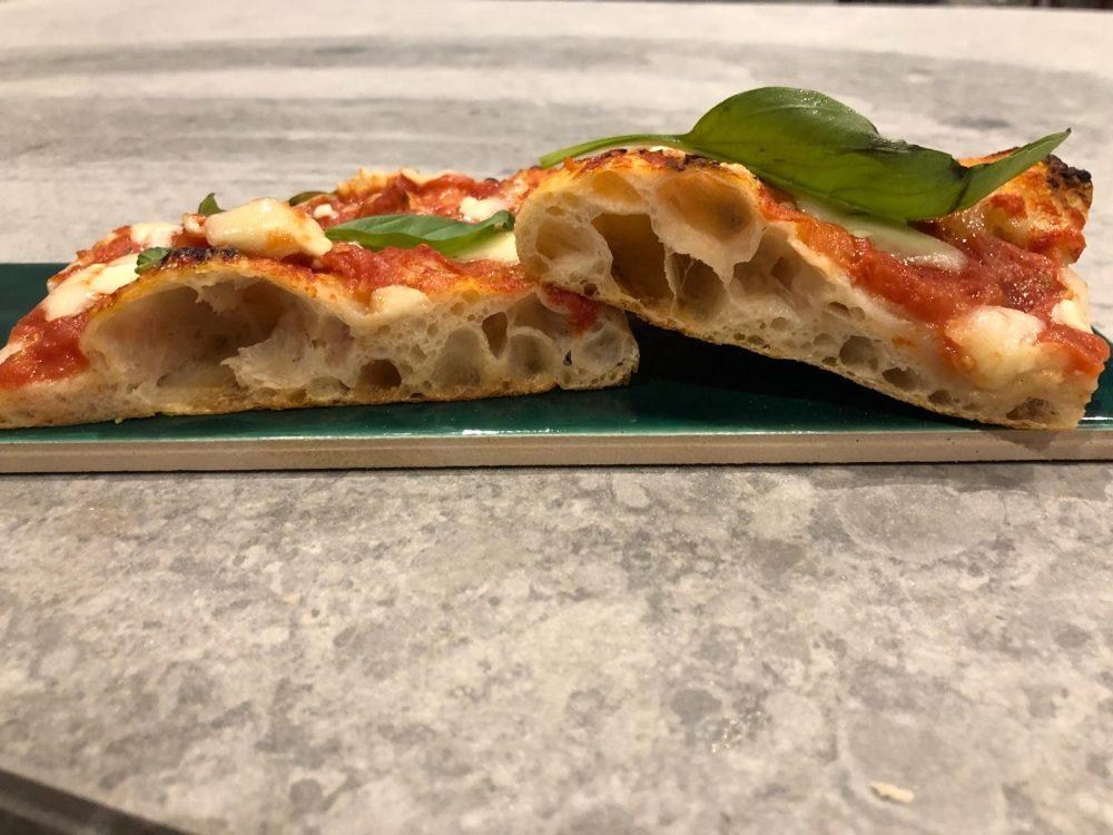 Sciue' Pizzainteglia - Pizza Margherita