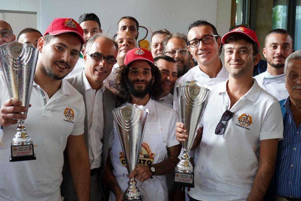 Vincitori Caputo Cup Parigi