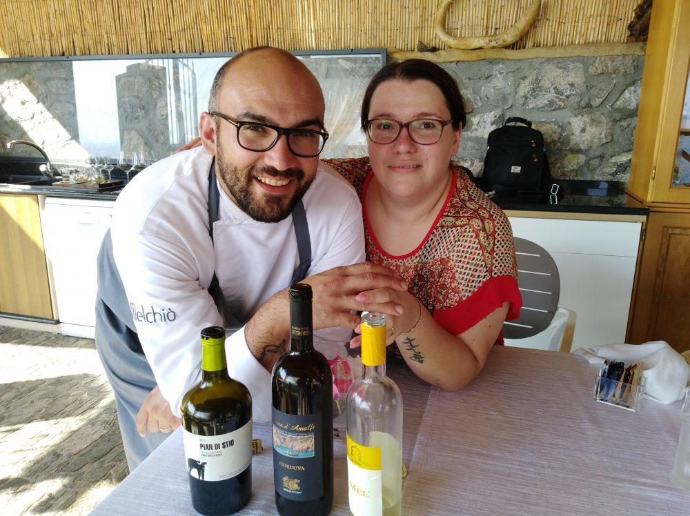 Vito Piccolo e Caterina Cavaliere