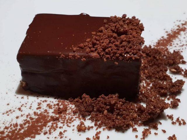 lingotto nocciola e cioccolato - Club Morera
