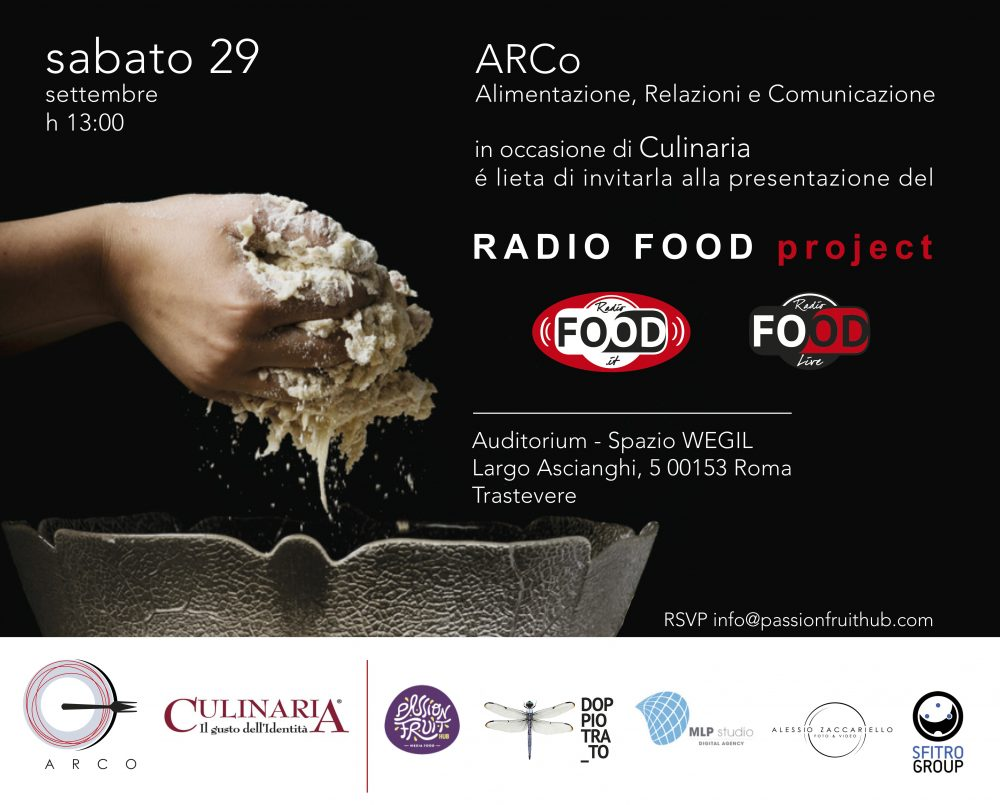 Radio Food Projec