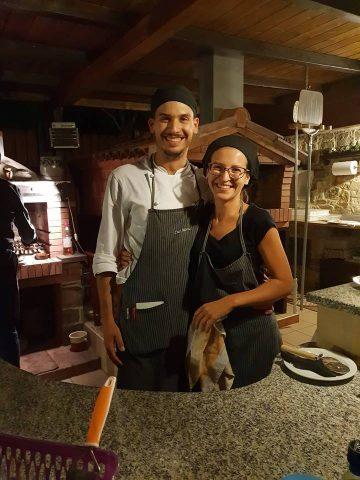 Elena D'Angelo e Vincenzo Maio del Club Morera