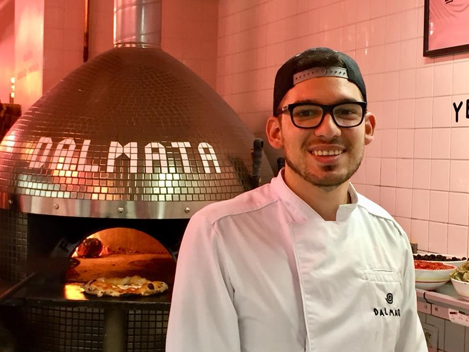Pizzeria Dalmata, Emanuele Contardi