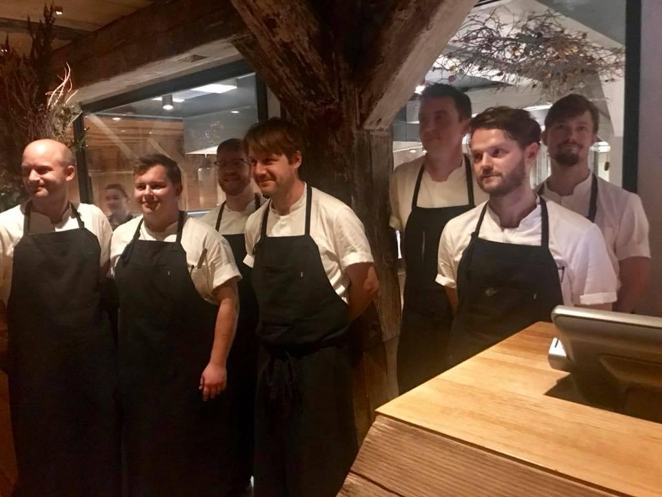 Restaurant Barr a Copenhagen