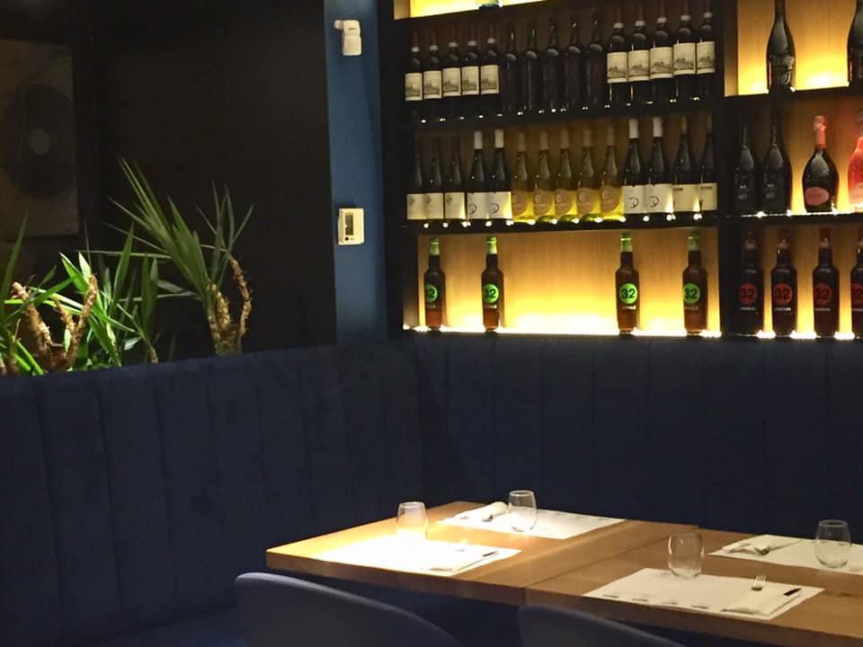 Pignalosa Pizzeria Salerno, angolo della sala