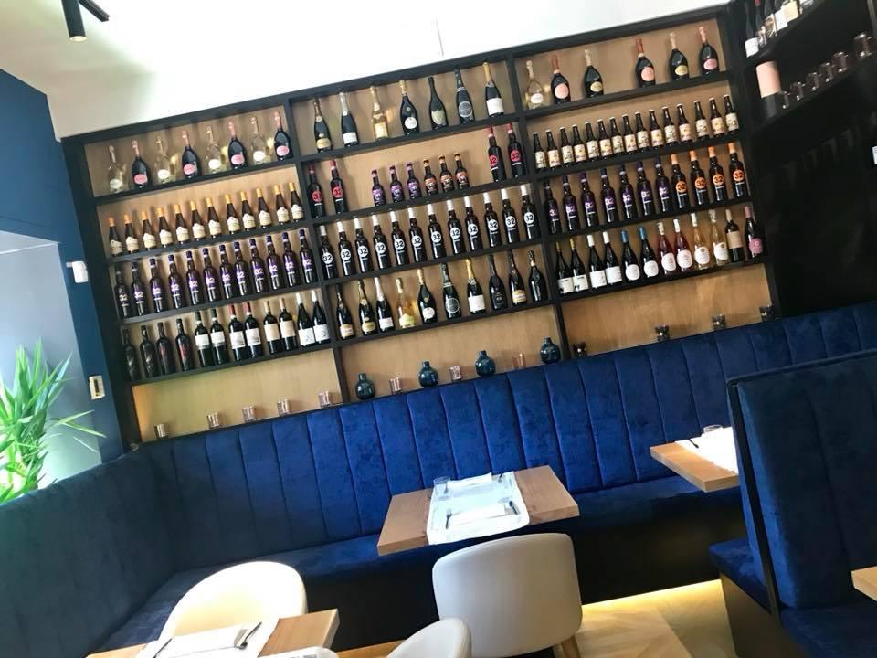 Pizzeria Pignalosa a Salerno, i vini