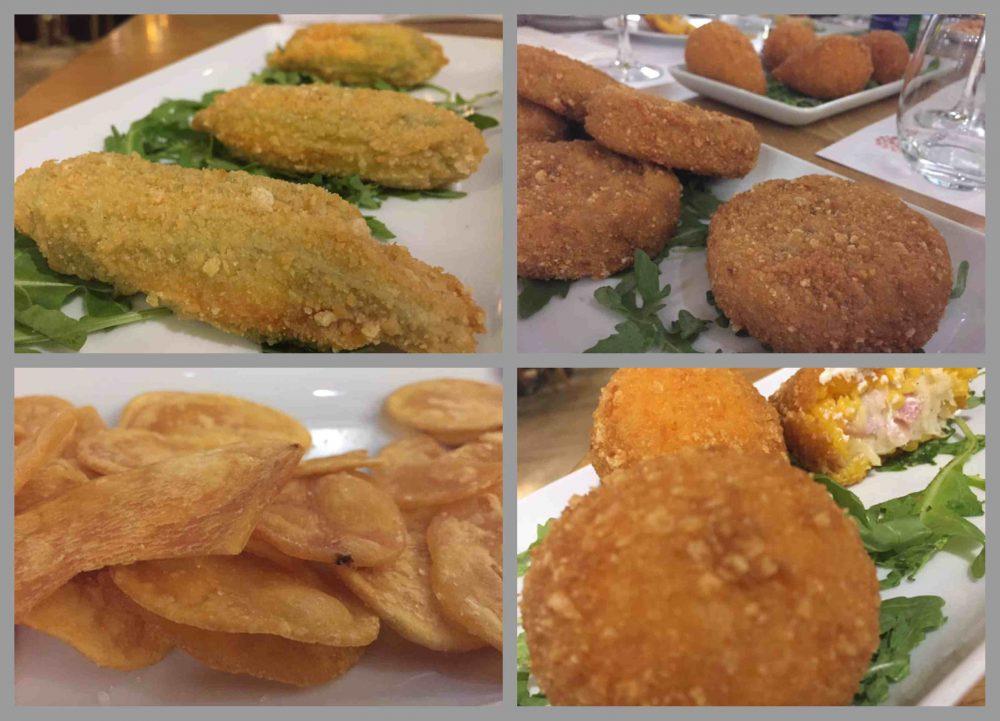 Pignalosa Pizzeria Salerno, i fritti