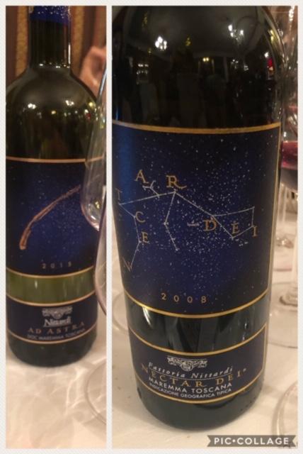 Ad Astra e Nectar Dei due etichette di Nittardi che nascono in Maremma