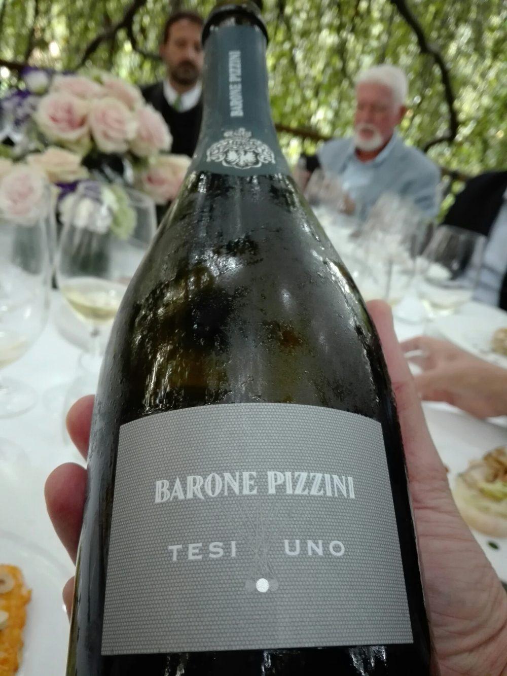 Barone Pizzini, Tesi Uno 2012