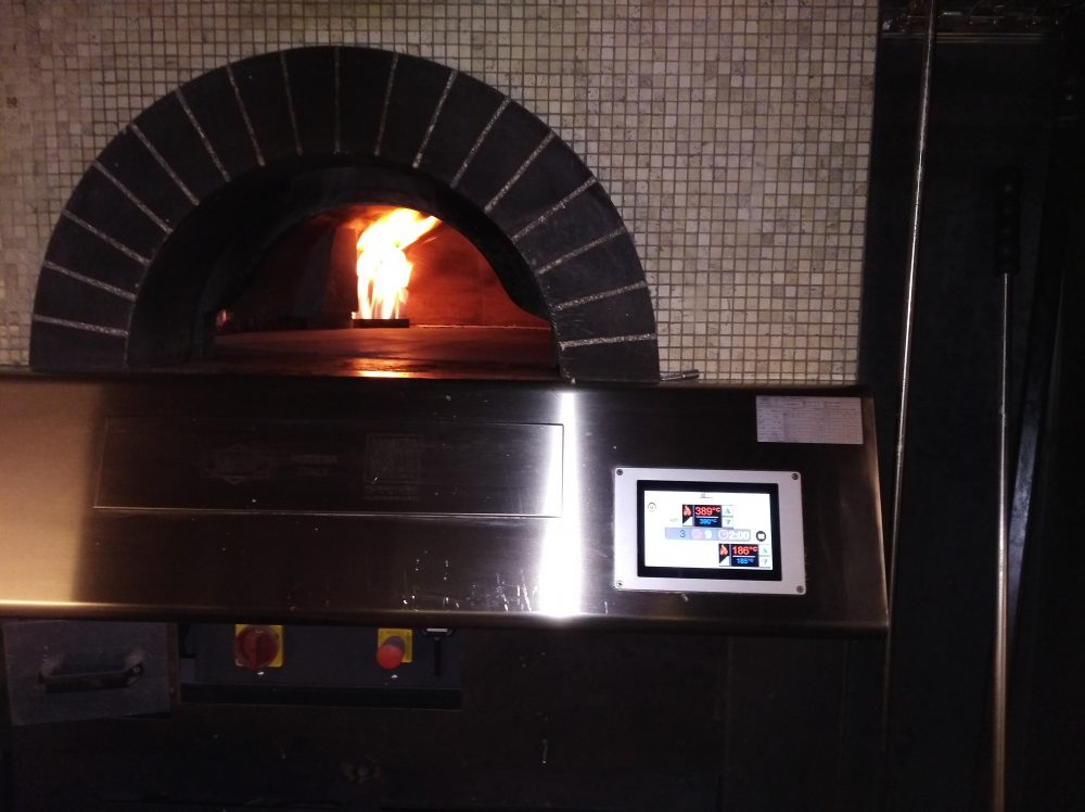 Bistrot Forno a gas