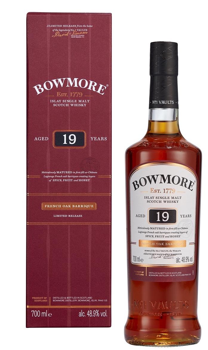 Bowmore 19 yo limited release
