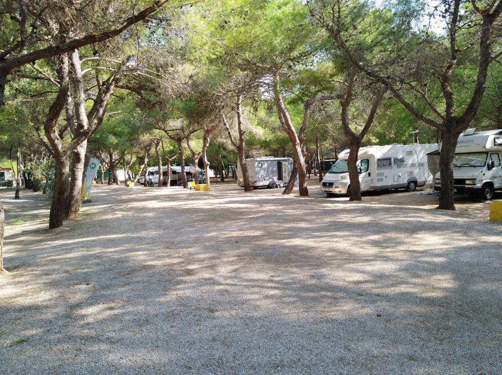 Camping La Masseria Coppola