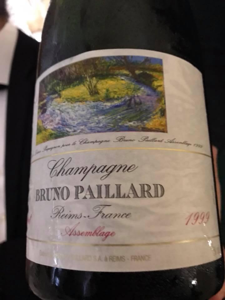 Champagne Bruno Paillard Assemblage 1999