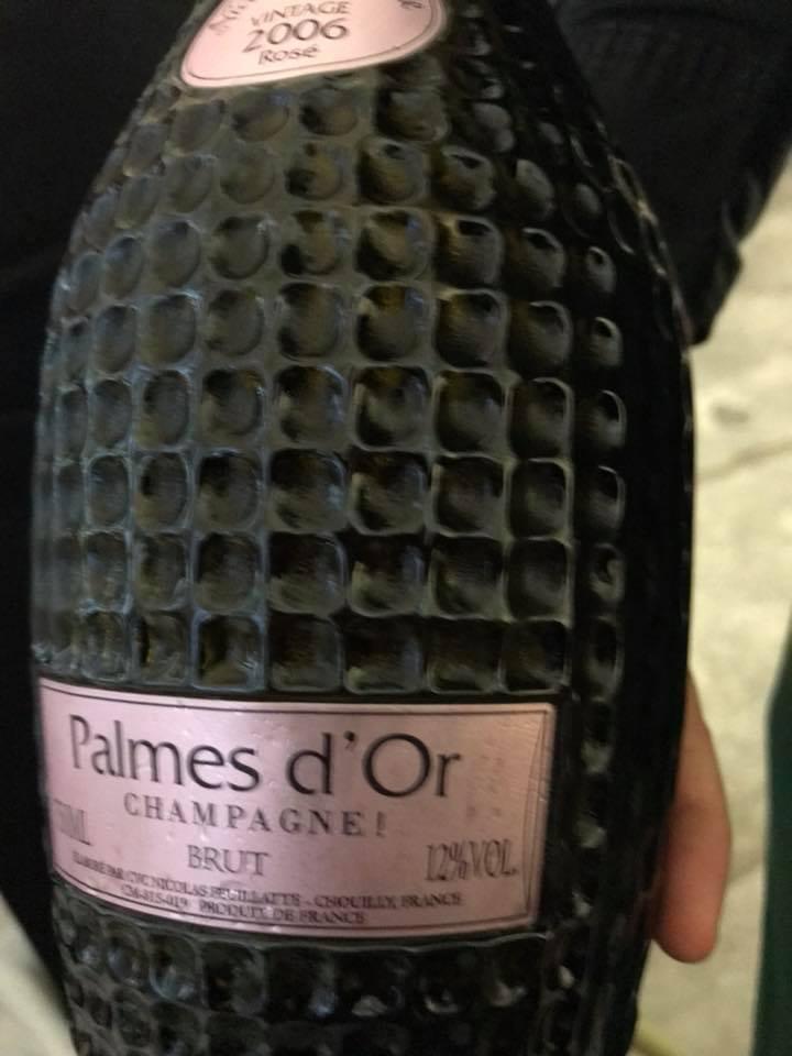Champagne Nicolas Feuillate, Palmes d'Or 2006 Rosè