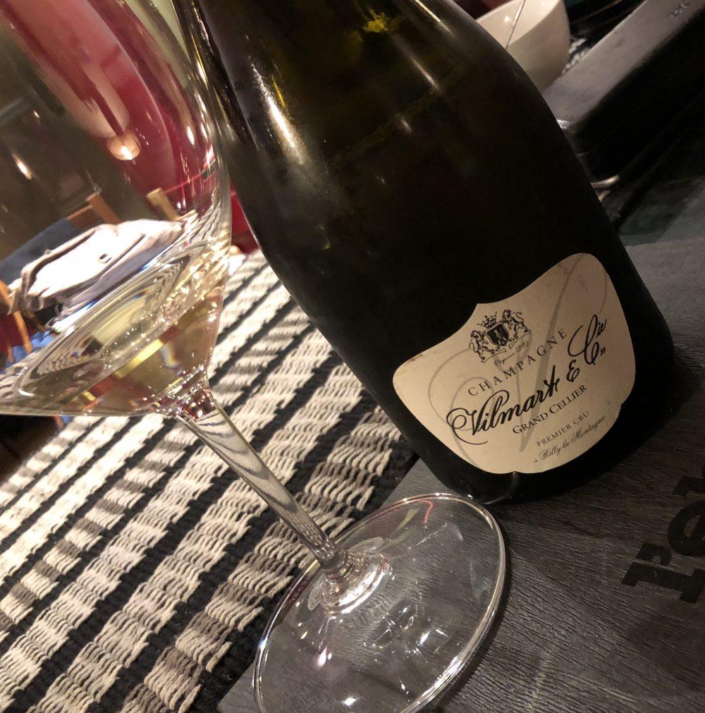 Champagne Vilmart Grand Cellier
