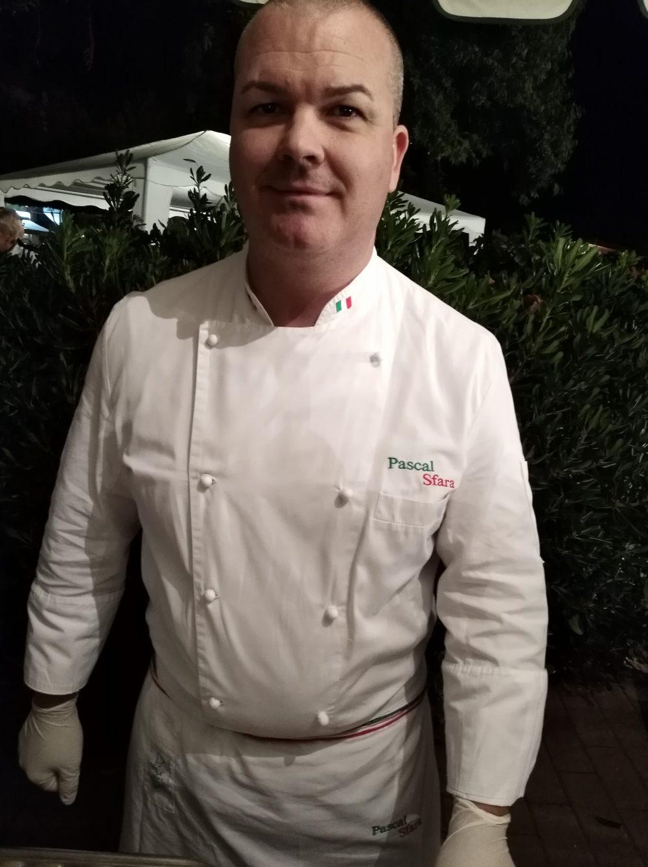 Chef Pascal Sfara
