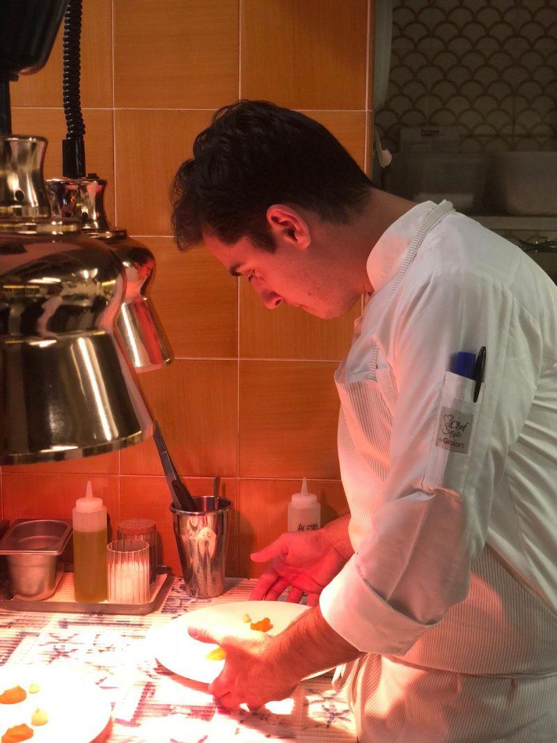 Chef Pernice