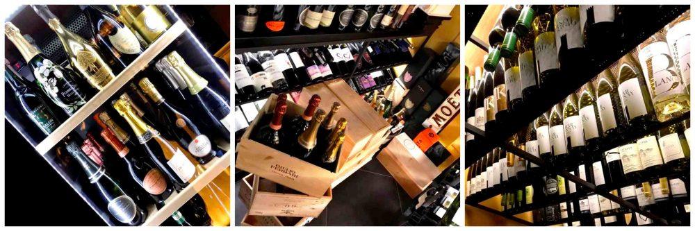 Crub - La Cantina e gli Champagne