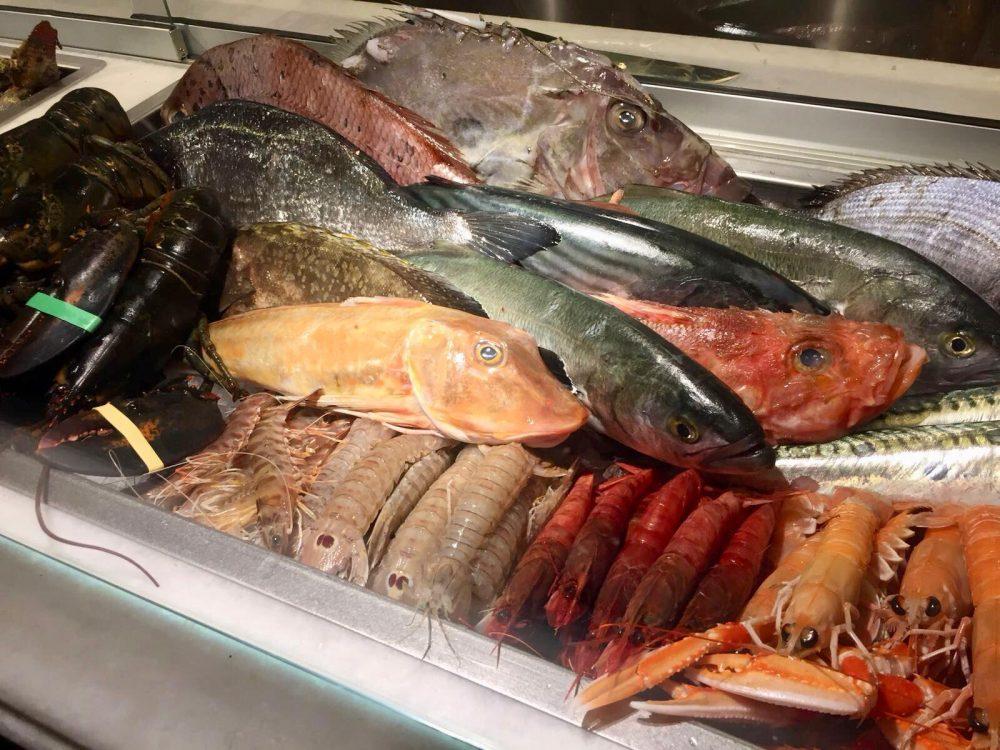Crub - banco del pesce