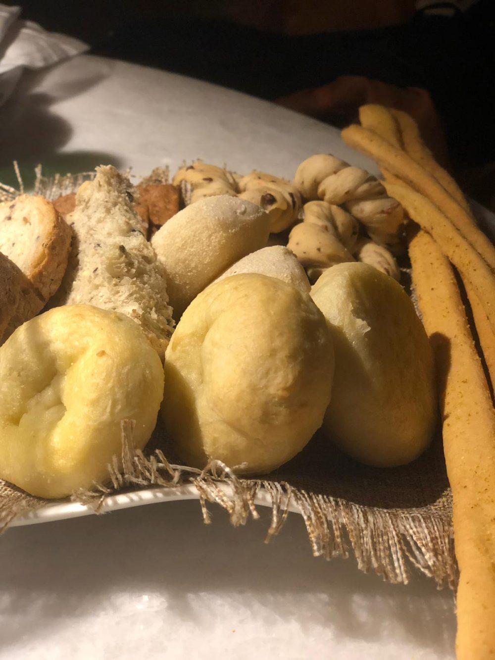 Crub - cestino del pane