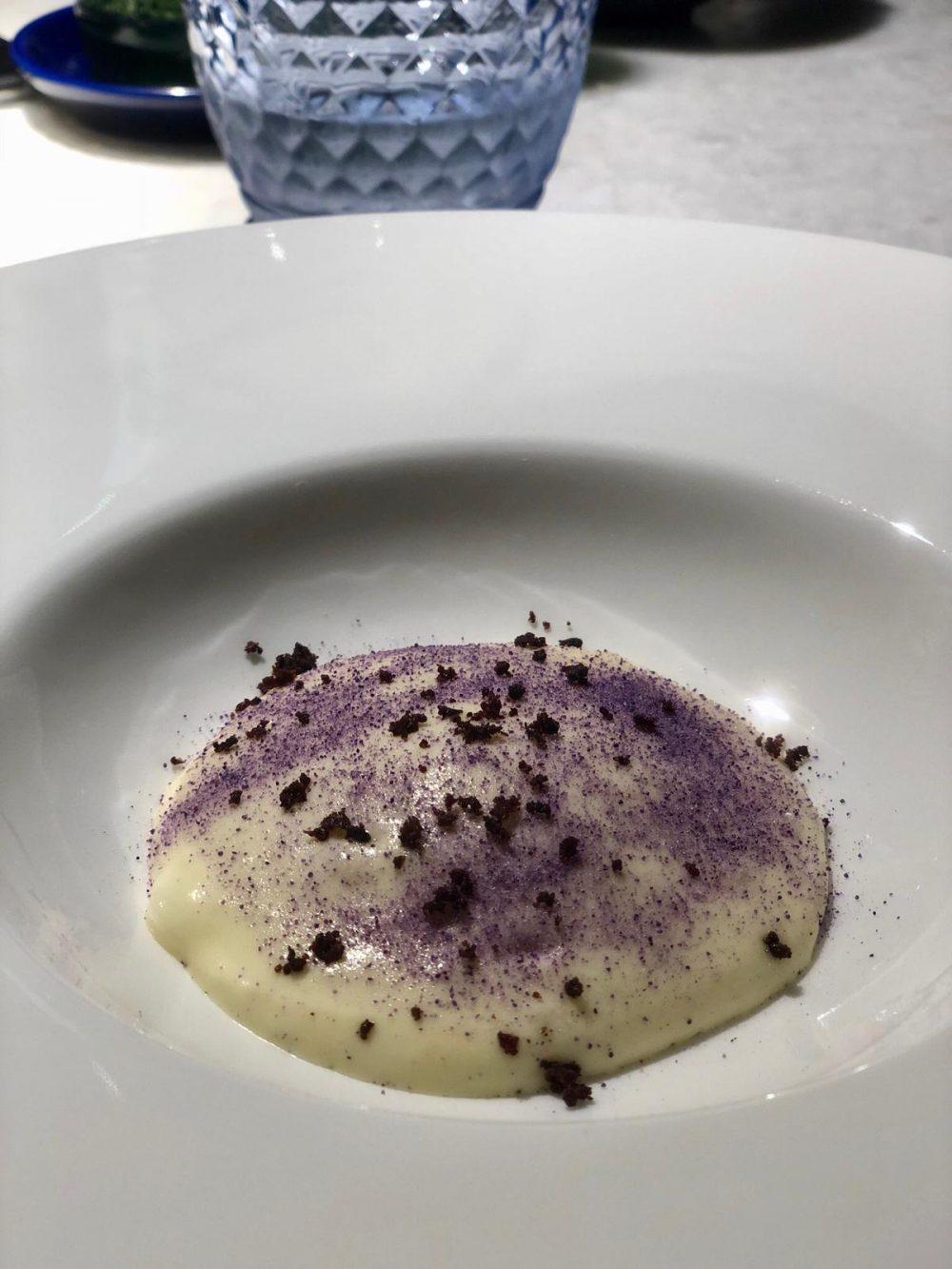 Crub - mousse patata