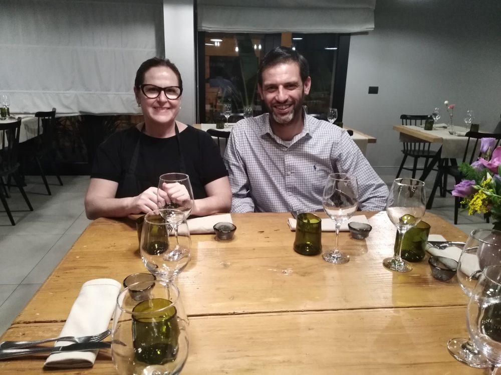 Daniela Montinaro e Pasquale Lippolis