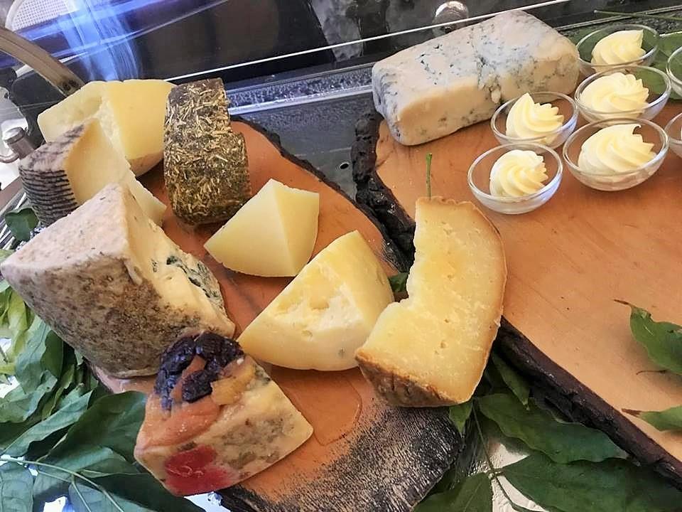 Eolo- La selezione di formaggi