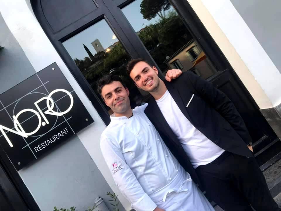 Antonio Pisco e Salvatore Cristofaro