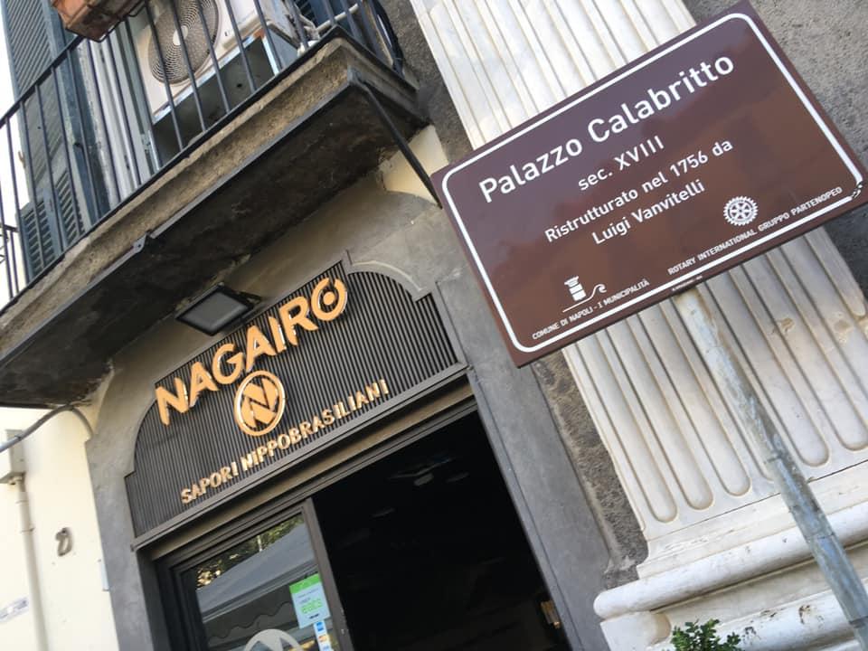 Nagairo. Il Salotto Nippo-Brasiliano di Piazza dei Martiri