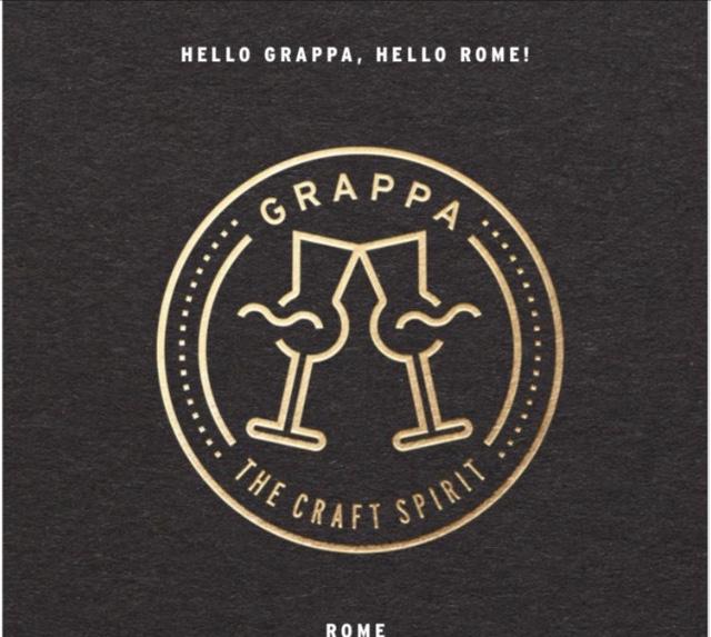 Hello Grappa logo del progetto