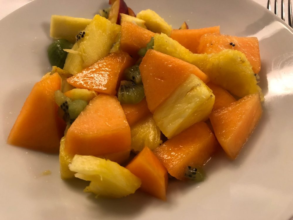 Hotel De La Ville, Riccione, frutta fresca