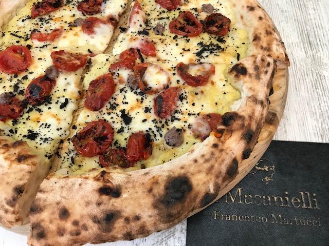 I Masanielli di Francesco Martucci - Pizza Bello e buono in Sicilia
