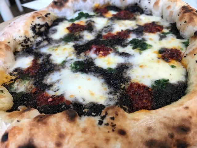 I Masanielli di Francesco Martucci - Pizza Camouflage