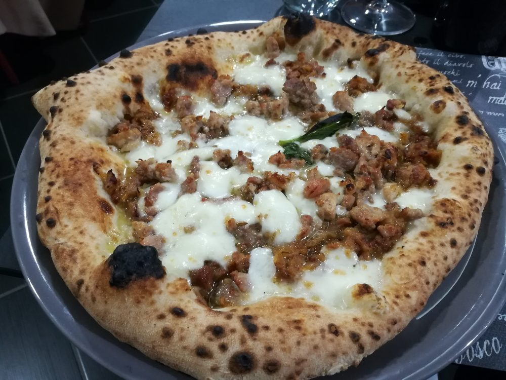 Pizzeria Napul'e' - La genovese